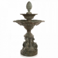 Preview: Gartenbrunnen English Register Fountain Garten & Wohnen