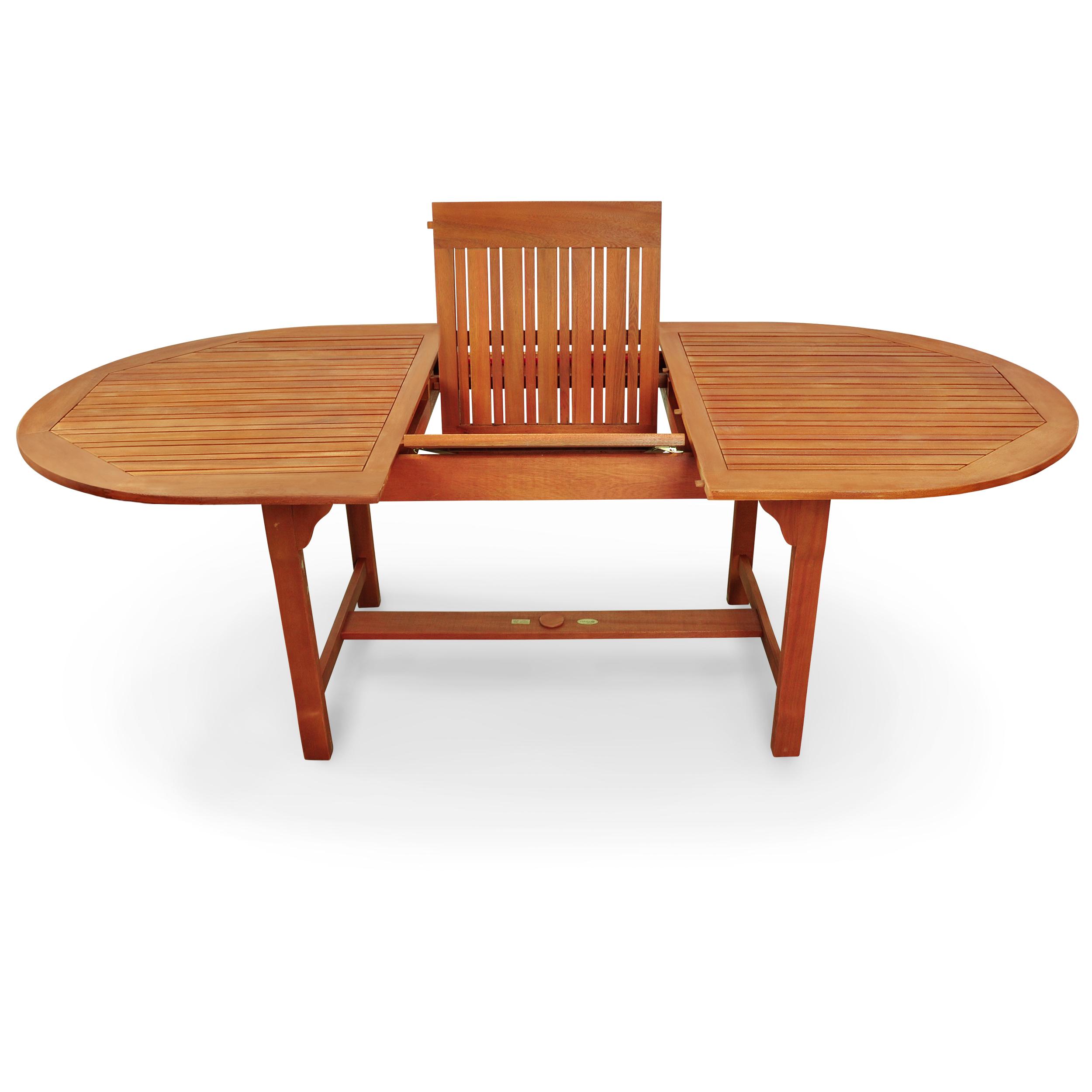 Eukalyptus Gartenmöbel Set Bali, 5-teilig günstig online kaufen