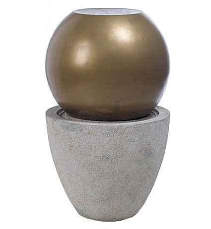 Gartenbrunnen feng shui brunnen puf fountain g nstig online - Feng shui gartenbrunnen ...