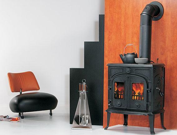 innenkamin gussofen comet mit kochplatte g nstig online kaufen. Black Bedroom Furniture Sets. Home Design Ideas