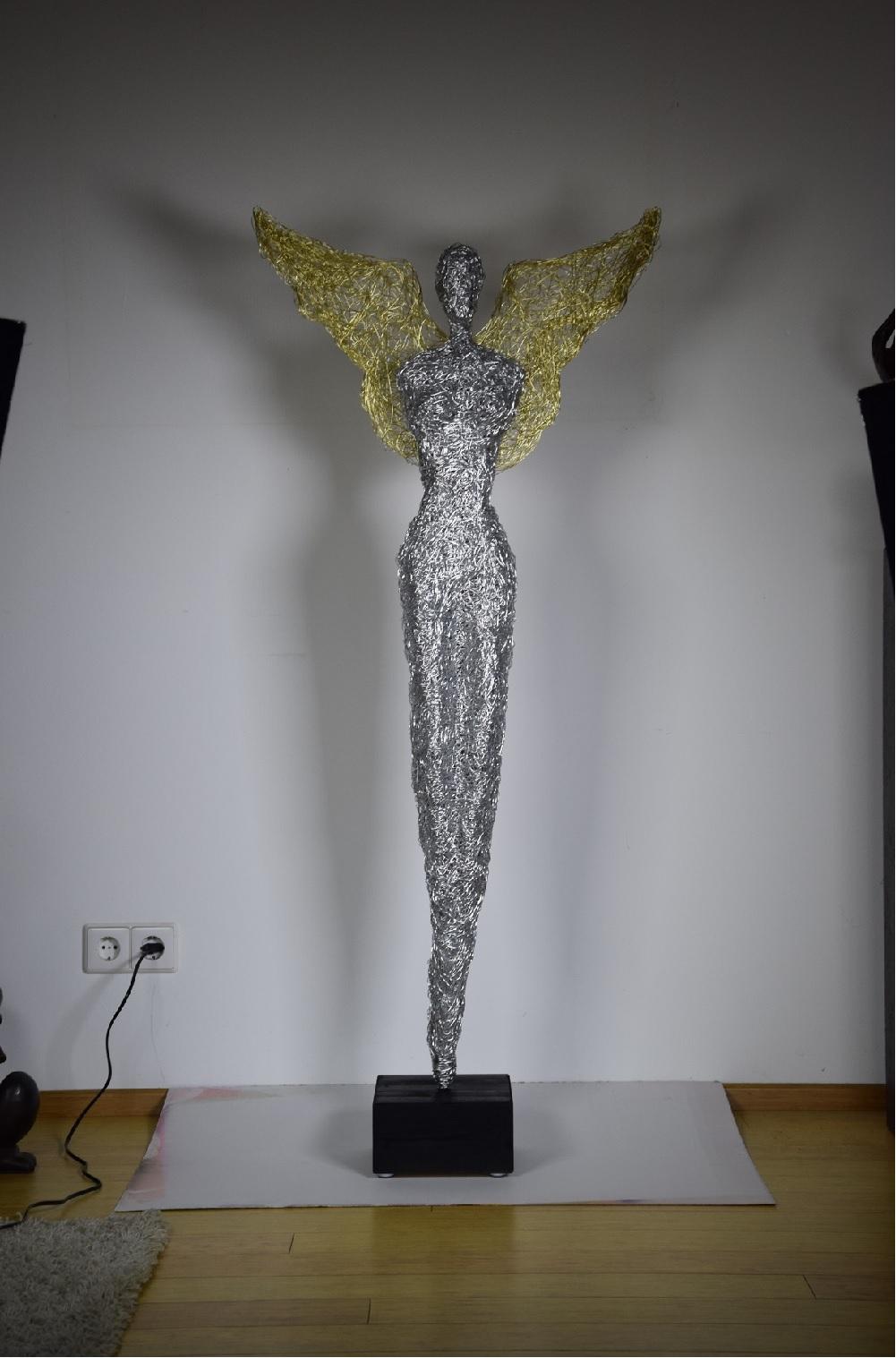 Engel Eins Skulptur Accessoire Gunstig Online Kaufen